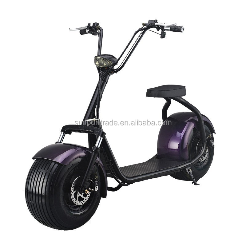 Sunport SP-004 citycoco CE approved brand new 4000W outdoor off road electric scooter citycoco