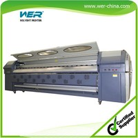 3200mm digital flex banner canvas printing machine