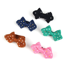 Boys Kid Knitted Baby Party School Bow Tie Children Necktie