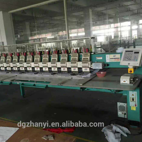 ZhuoYi Tajima 2008 tfgn-920 Flat Embroidery machine