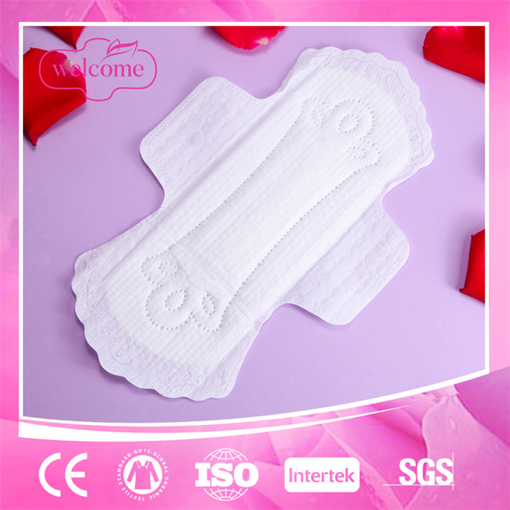Wholesale price children sanitary pads bag to kenya