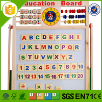 New design wooden wooden education toy block
