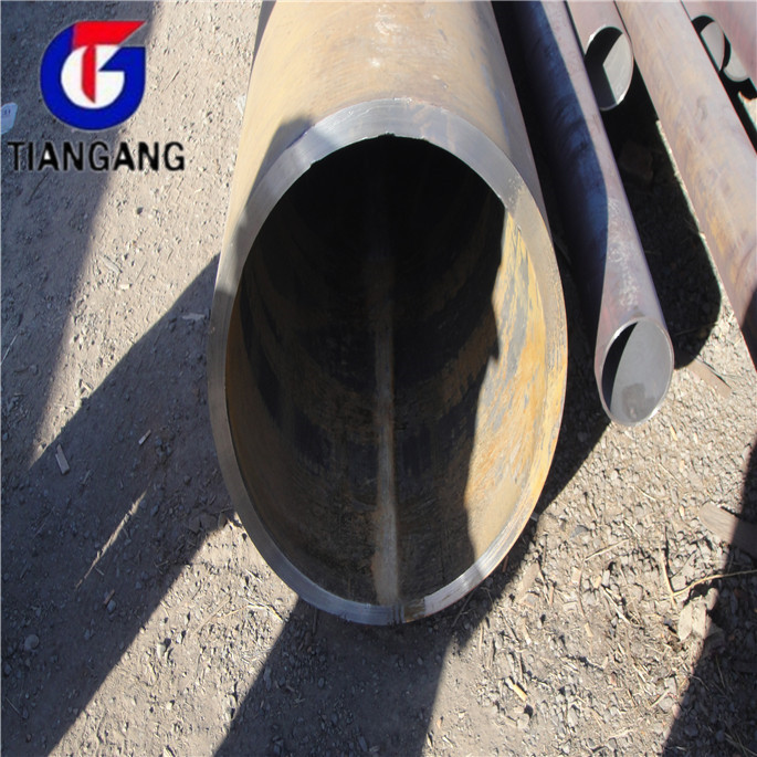 Plastic alloy steel ASTM A213 T12 seamless pipe with high quality