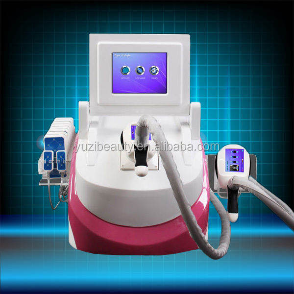 Wonderful !!! cryotherapy fat reduction /body sculpture fat cell reduction beauty machine
