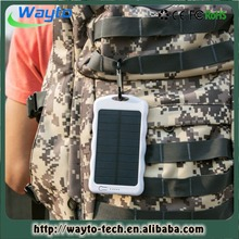 Solar Panel Kits Solar Panel Charger Rohs Power Bank 4000Mah