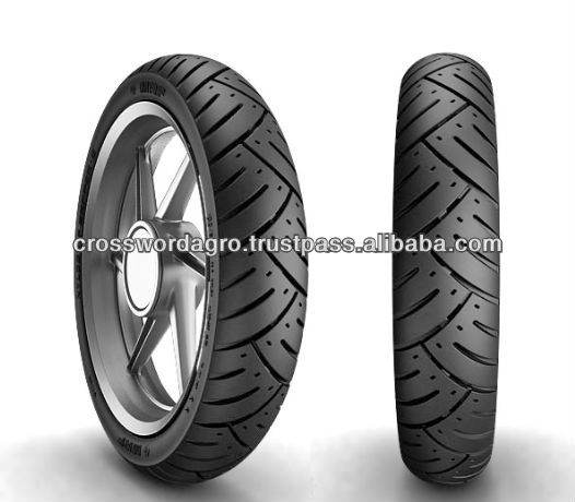MOTORCYCLE TYRES & TUBES