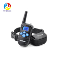 Dog Training Collar Rechargeable and Rainproof 330yd Remote Dog Shock Collar with Beep, Vibration and Shock Electronic Device