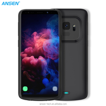 2018 trending products 4700mAh mobile accessories power bank charger case for Samsung S9