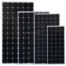 Grade A cell high quality solar panel cell germany 150w mono solar panel