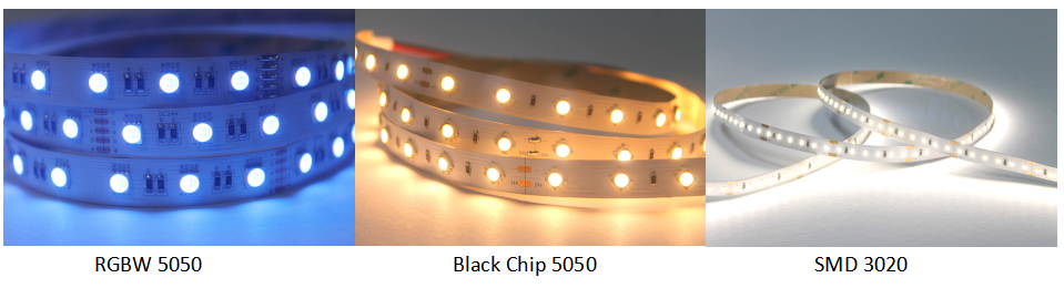 Amber Red Blue Green And Yellow Single Color Smd 5050 Led Strip ...
