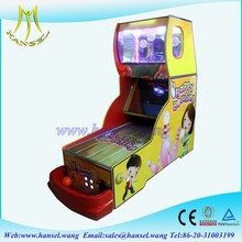 Hansel kids mini gift bowling game machines