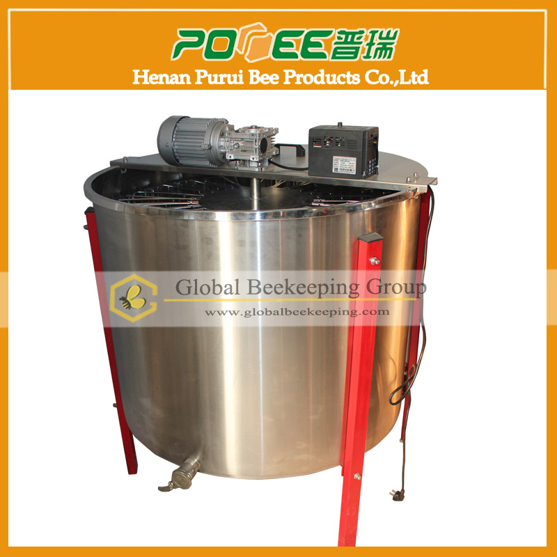 Hot Sale24 frames electrical honey extractor/honey separator for beekeeping