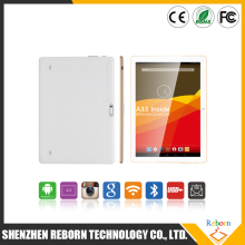 New android 5.1 RT101 10.1 inch PC tablet 1280*800 IPS Sreen Quad Core Dual Cameras Bluetooth 4.0 GPS WIFI game tablet 10