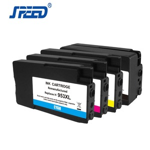 Speed Remanufactured Inkjet Cartridges For Brands Compatible For HP 953