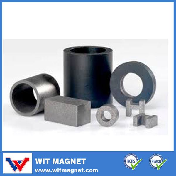 Bonded ndfeb magnets ring bonded neodymium magnets for domestic appliances