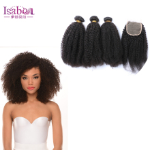 Cheap Mongolian Afro Kinky Curly Virgin Hair Weave Bundles Mongolian Hair Extensions 7A Unprocessed Virgin Human Hair