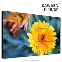 KAWDEN 49 Inch 8mm LCD VIDEO WALL Splicing Screen For Advertising display