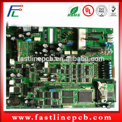 Electronics contract car dvd player PCB board assembly
