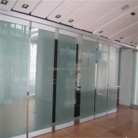 Acid Etch Glass With Popular Design and Cheap Price