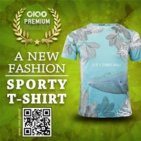 Ciao sportswear-beautiful land design dri fit jersey and t shirt