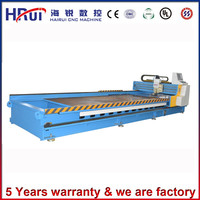 2016 factory direct sale aluminium tongue and groove/groove nut machine