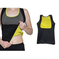Hot Cami Shapers Fat Burning Sweat
