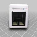 YASIN 3D printer big size 750*600*750mm Digital 3D Printer Machine , large 3D Printing Machine for Industrial Printers