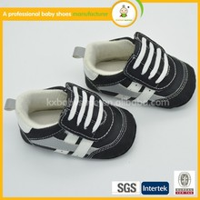 Wholesale USA Black Breathable Skidproof baby sports shoes for boys