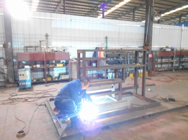 Welding(Plastic Machine)