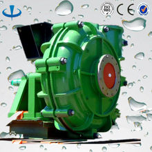 Interchangeable low volume high pressure slurry pump