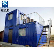 Carport Luxury Expandable Container Modular House 20Ft