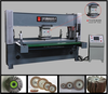 Polishing wheels flap thousand pages wheel cutting machine