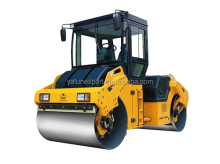 Junma double drum vibratory road compactor 10 ton road roller road construction machinery