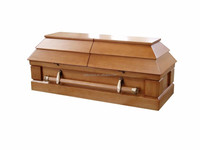 Competitive price oak infant caskets and coffins