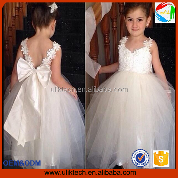 el ltimo diseo de moda princesa vestido de encaje party girls precio bajo boutique nios