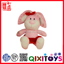 festival gifts plush rabbit toy rabbit with clothes