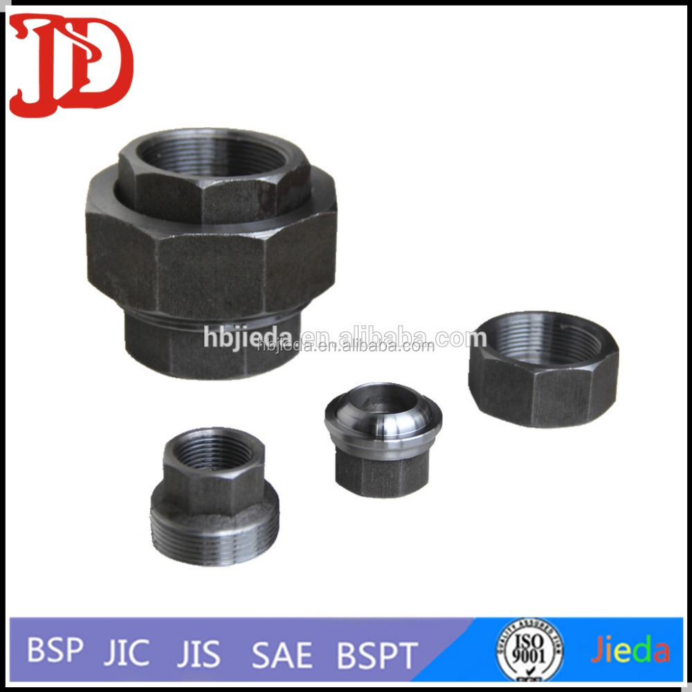 Thread Pipe Fitting Union,Female Rubber Flexible Thread Pipe Connector,Stainless & Carbon Steel Flexible Union