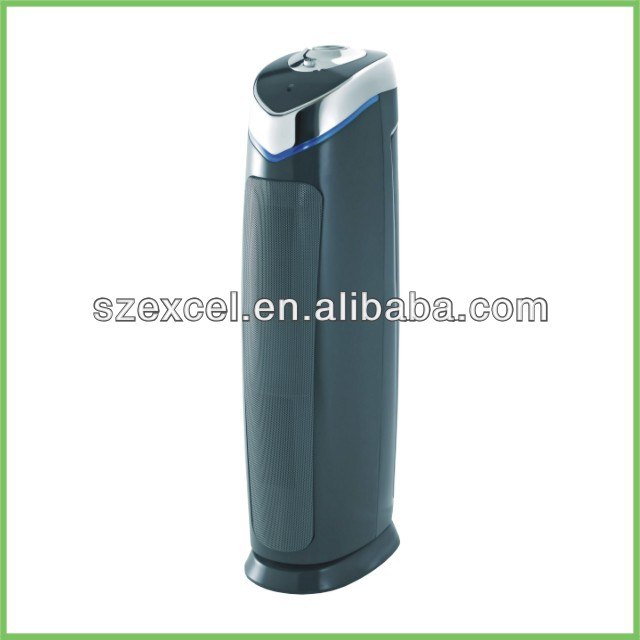 HEPA Air Purifier with Mechanical Control Panel
