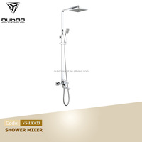 Luxury design new product bathroom shower rain shower set