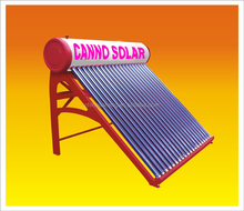 Factory direct sale solar water heater ,compact vacuum tube calentadores de agua solar sun power solar water heater