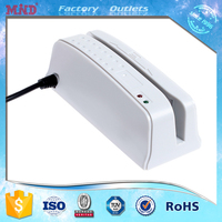Low Price msr900 usb magnetic stripe card reader/writer