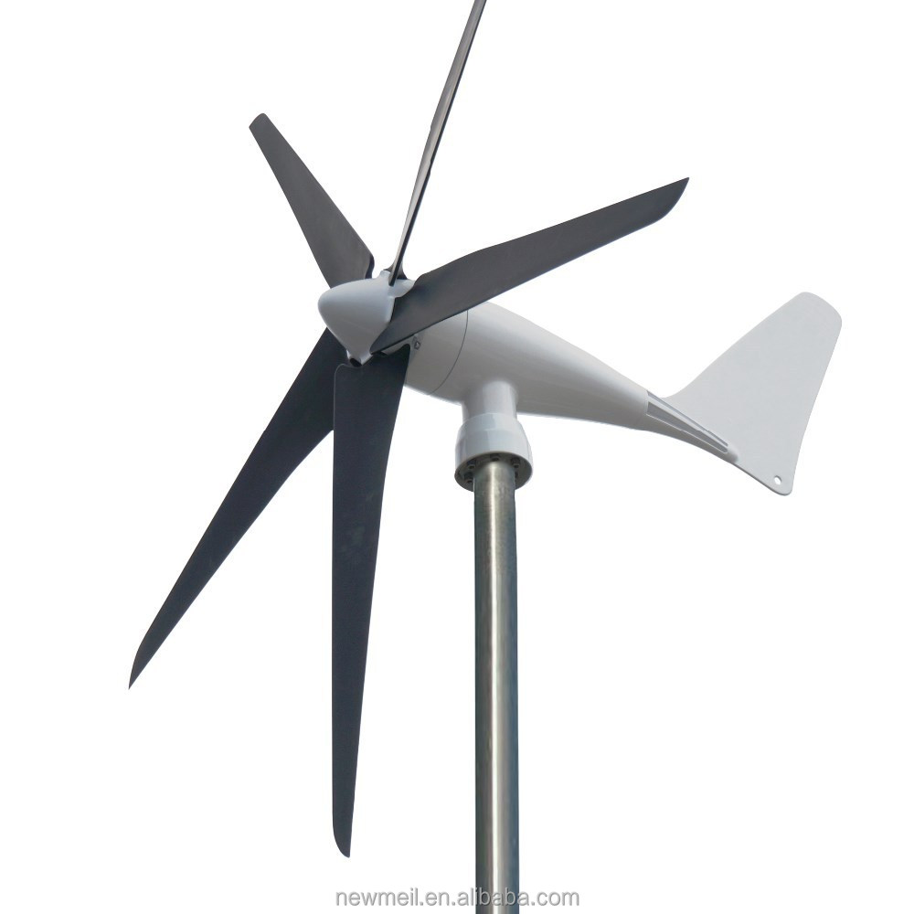 Residential 1kw 2kw3 Kw Small Wind Turbine Generators