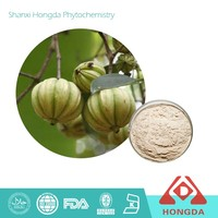 High Quality 10%,50%,60% Hydroxycitric Acid, HCA Garcinia Cambagia extract powder