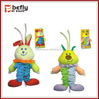 High quality hanging plush animal toy for kid
