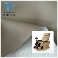 DE 43 Semi PU synthetic leather fabric for massage recliner