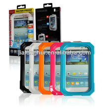 Waterproof case/cover for samsung galaxy s3 i9300