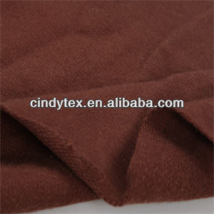 32s drapery 100 cotton fleece fabric