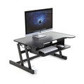 Office furniture factory supply stand up desk adjustable sit stand desk for laptops & desktops