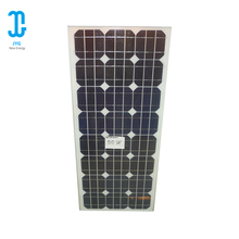 Cheapest price photovoltaic 50W portable solar panel manufacturers in china