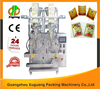 Automatic two lanes sugar sachet packing machine